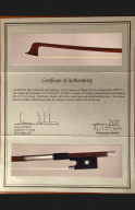 Victor-Fetique-Violin-Bow-1920-25-Certificate