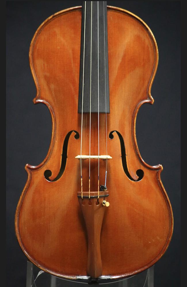 fine violins for sale italian violins paul knorr violin for sale circa 1945. Black Bedroom Furniture Sets. Home Design Ideas