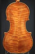 David-Wiebe-2000-Violin-Back