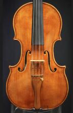 David-Wiebe-2000-Violin-Front