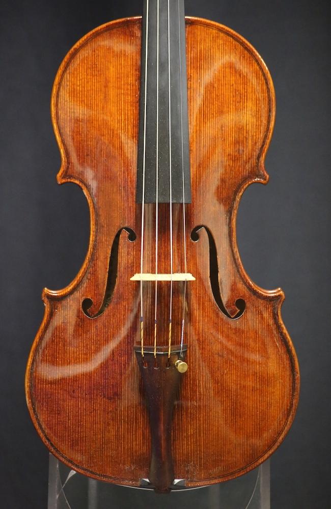 fine violins for sale italian violins guarneri copy eric benning violin for sale. Black Bedroom Furniture Sets. Home Design Ideas