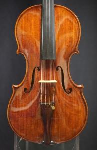 Eric-Benning-Violin-2018-Front