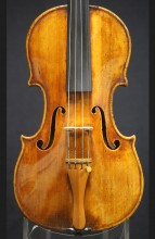 Franciscus-Marie-Pupunatus-Violin-1839-Front