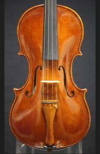 Giovanni-Lazzaro-1995-Violin-Front