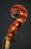 Joseph-Hel-1901-Violin-Scroll