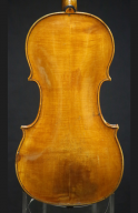 Unknown-French-Violin-1780s-Back