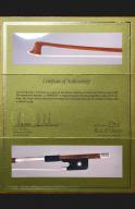 Morizot-Freres-violin-bow-801-certificate