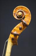 Annibale-Fagnola-Violin-Scroll