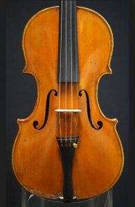 Giuseppe-Castagnino-1914-Violin-Front