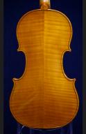 Rowland-Ross-Baroque-Violin-1986-Back