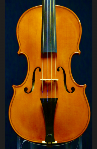 Rowland-Ross-Baroque-Violin-1986-Front